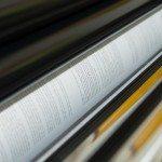 Dettaglio stampa libri offset