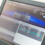 Pannello di controllo per la stampa digitale