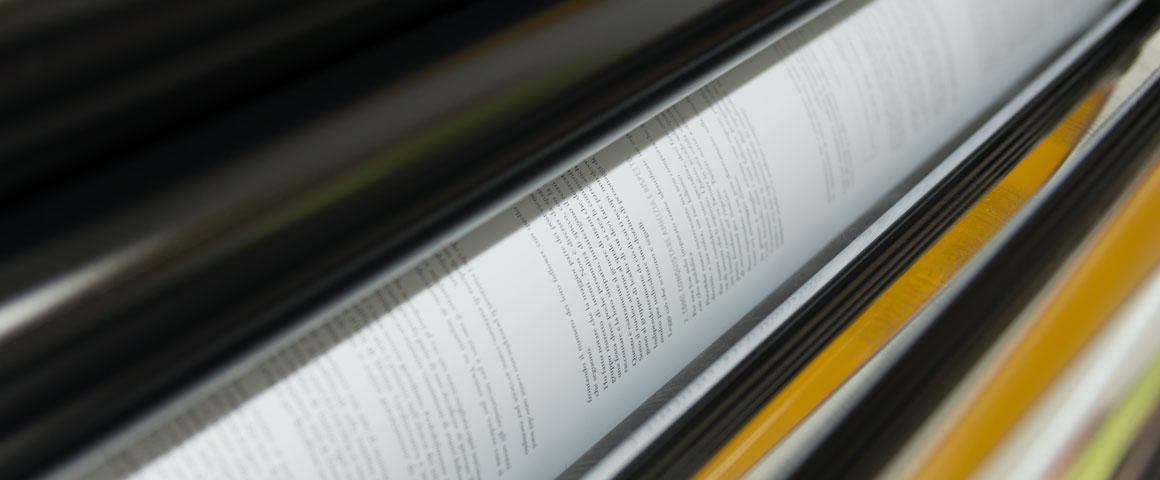 Stampa Libri in Offset